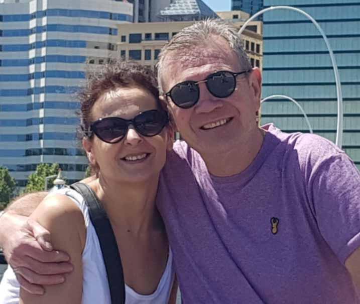 Davey and Mary - Cramlington, Newcastle UK